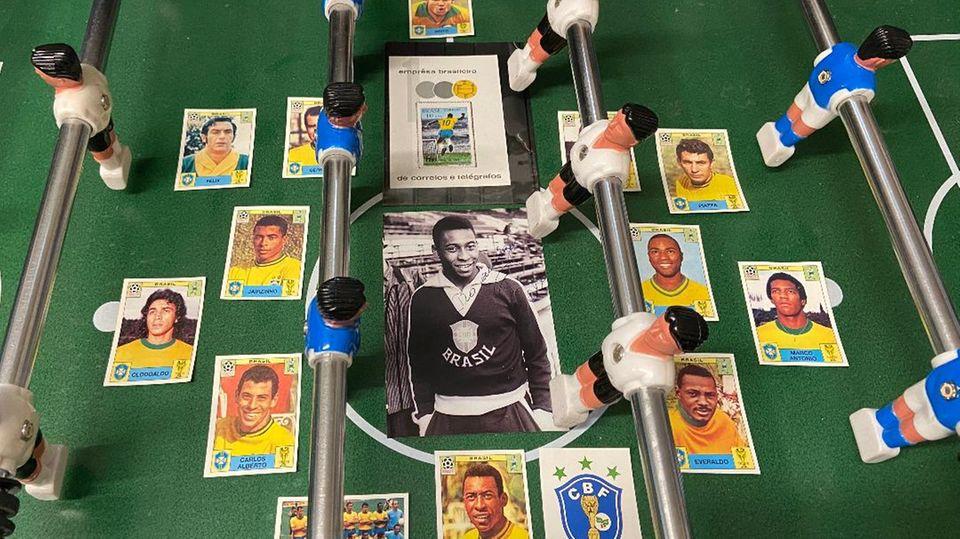 F. Behrendt: Der Guru der Gelassenheit: Pelé zum 80. Geburtstag: Der Tag, als mein Vater den Fußballgott traf