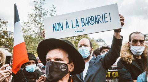 Enthaupteter Lehrer bei Paris: Immer lauter, immer gewalttätiger – der Lehrermord zeigt Frankreichs Problem mit dem Islamismus