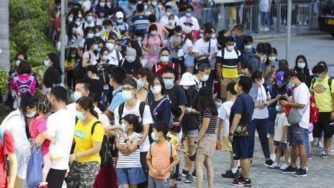 Keine Distanz, kaum Beschränkungen: Erst Quarantäne, dann der Anschein verblüffender Normalität  – meine Rückkehr nach China