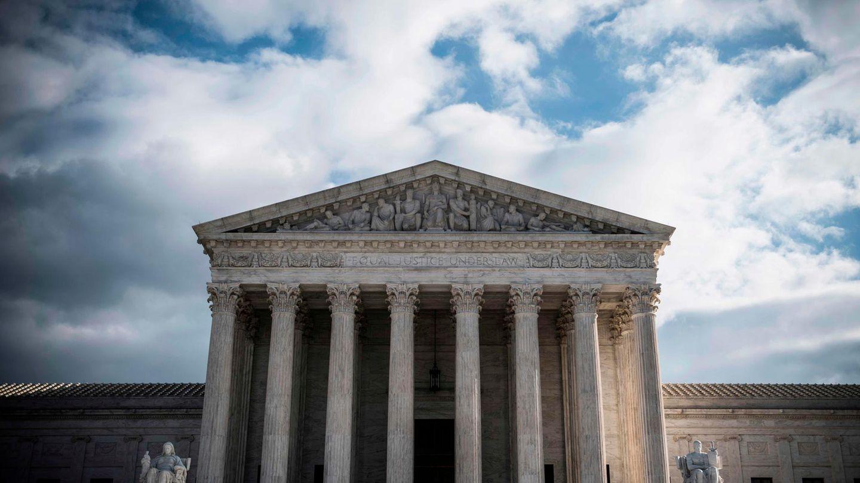 Der US-Supreme Court in Washington
