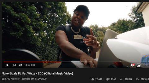 US-Rapper prahlt in Song mit millionenschweren Sozialbetrug – und wird verhaftet