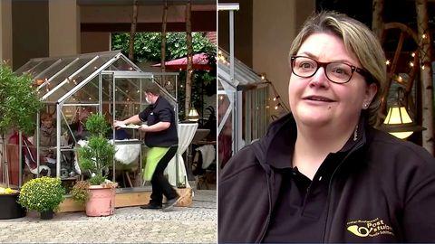 """Hotel-Restaurant """"Poststuben"""" in Bensheim"""