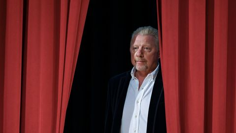 Ex-Tennis-Profi Boris Becker
