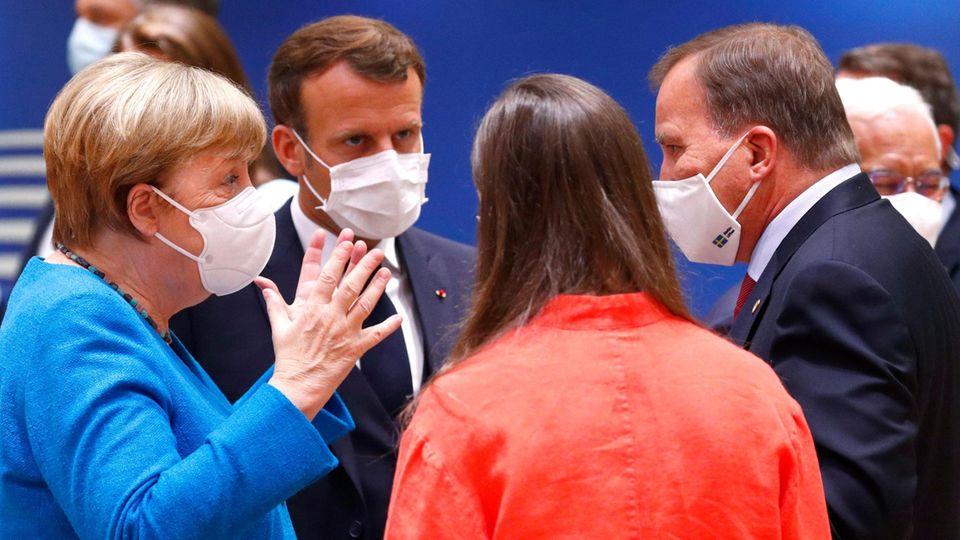 EU-Gipfel im Juli: Große Beschlüsse, aber noch ist nichts passiert.