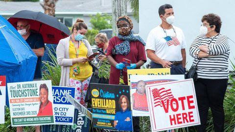 US-Präsidentschaftswahl: Fair und frei? Nicht in den USA. Wie die Republikaner systematisch die Stimmabgabe erschweren