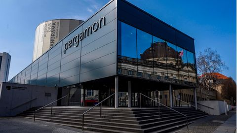 Dutzende Kunstwerke aus Berliner Museen beschädigt