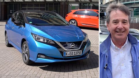Nissan Leaf im Alltagstest: Was taugt das E-Auto?