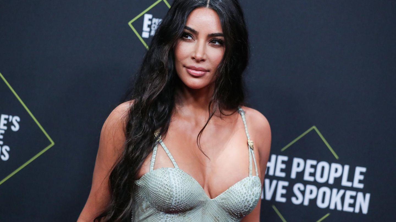 Reality-Star Kim Kardashian