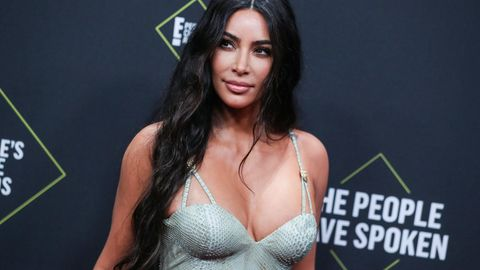 Reality-Star Kim Kardashian