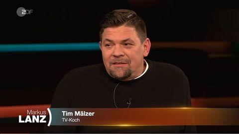 TV-Koch Tim Mälzer zu Gast bei Markus Lanz