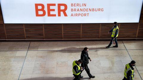 Hauptstadtflughafen BER - langsam beginnt der Betrieb