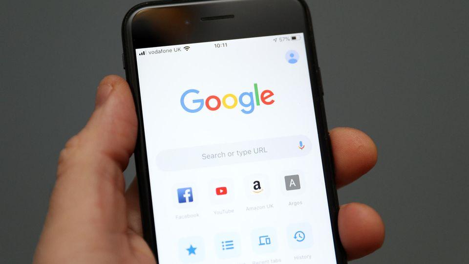 Monopol-Verfahren: Die Google-Suche spült Apple jedes Jahr viel Geld in die Kassen