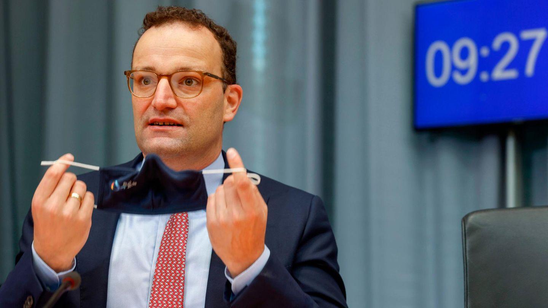 Gesundheitsminister Jens Spahns Infektion mit dem Coronavirus zeigt, es kann jeden treffen