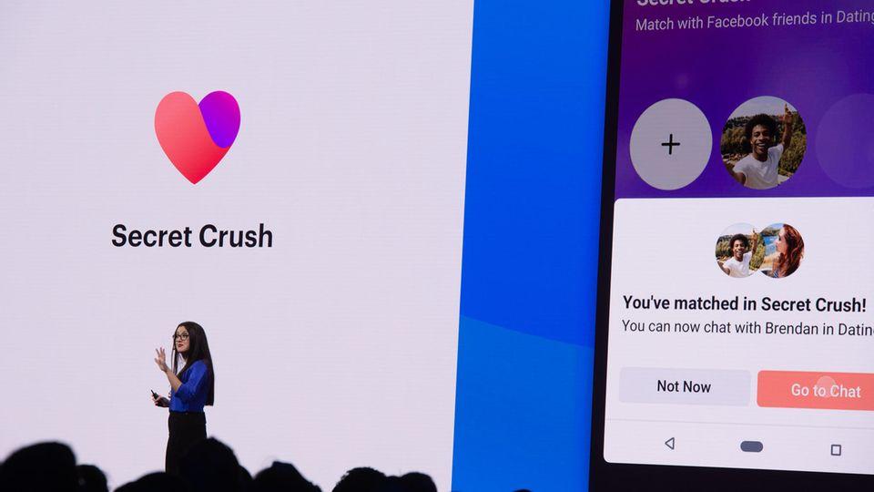 Facebooks Dating-Funktion startet in Europa