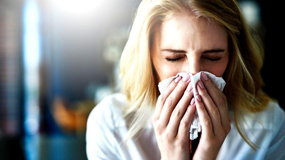 Schnupfen, Grippe oder Covid-19?
