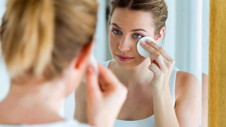 Make-up-Radierer statt Wattepad