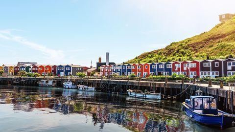 Nordseeinsel: Helgoland verzaubert – vor allem, wenn die Tagestouristen wieder abgereist sind