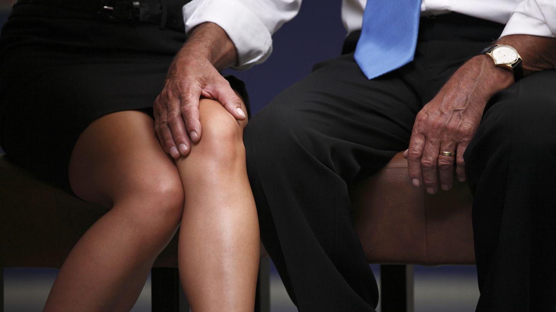 Sexuelle Belästigung im Job
