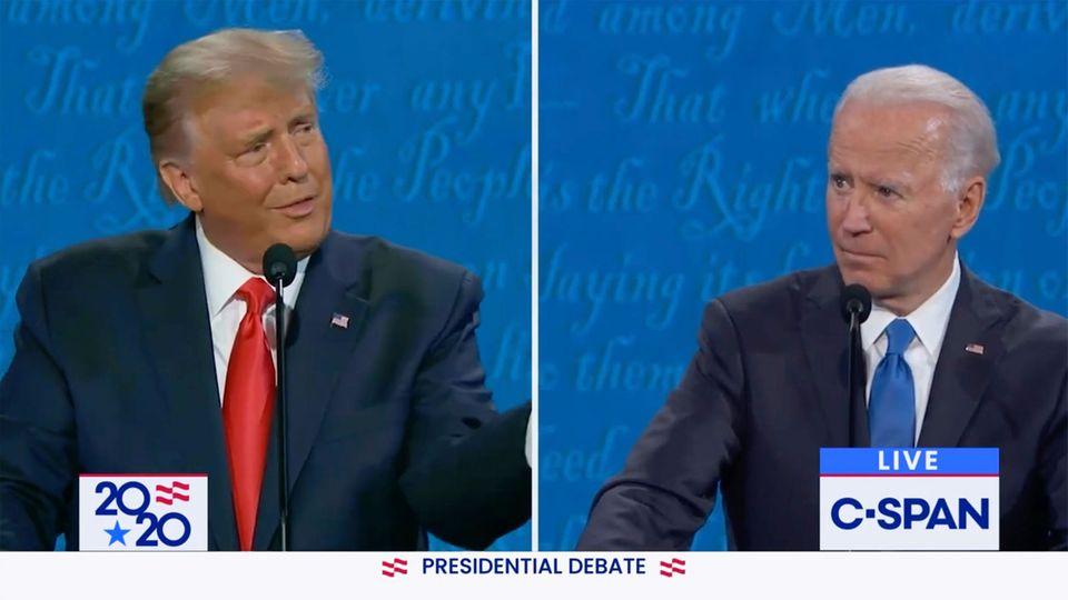 """Trump: """"Ich bin die am wenigsten rassistische Person im Raum"""" – Twitter liefert ihm den Gegenbeweis"""
