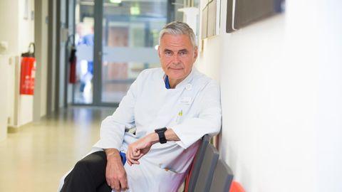 Uwe Janssens über Behandlung bei Covid-19
