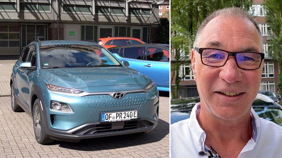Hyundai Kona im E-Auto-Test
