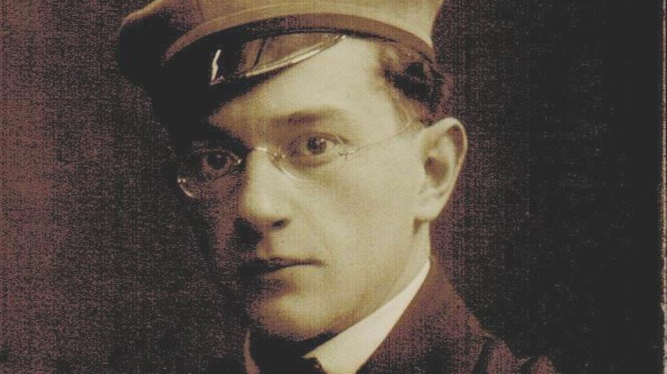 Rainer Fetscher starb am 8. Mai 1945 - unter nicht geklärten Umständen.