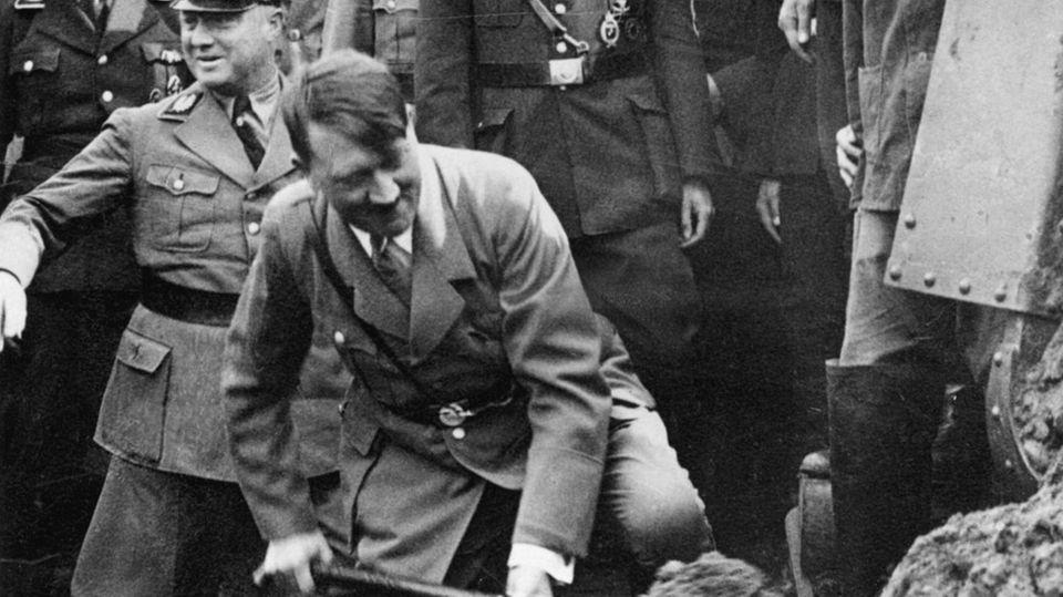 Wirtschaft im Dritten Reich: Hitler und die Autobahn – das Märchen von Wirtschaftsboom unter den Nazis