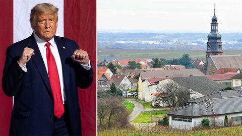 Kallstadt: Das Trump-Dorf hat die Nase voll vom US-Präsidenten