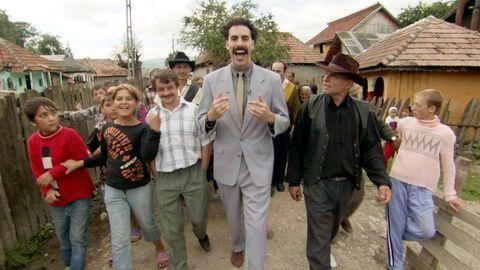 """Doku-Satire """"Borat Anschluss Moviefilm"""": Der neue """"Borat"""" – noch böser, noch entlarvender"""