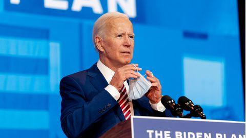 Joe Biden, Präsidentschaftskandidat der US-Demokraten und ehemaliger Vizepräsident