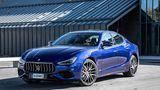 Der Durchschnitts-Verbrauch pendelt sich laut Maserati bei 9.4 l/100 km ein