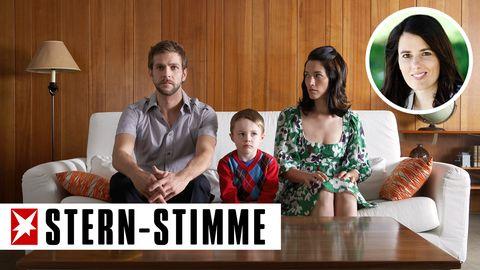 Von der zweiten Familie ihres Partners ahnte Stefanie nichts (Symbolbild)