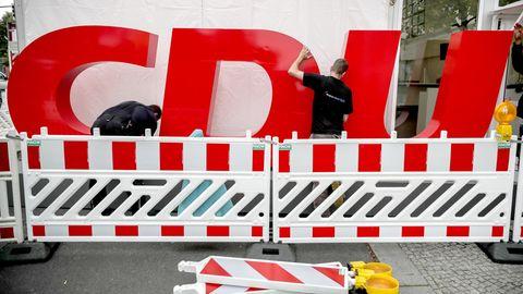 Baustele CDU: Wann stimmt die Partei über ihren neuen Vorsitzenden ab?