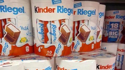 Ferrero: Darum gibt es zwei verschiedene Kinder-Riegel
