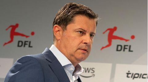 Christian Seifert, Vorsitzender der Geschäftsführung der Deutschen Fußball Liga (DFL)
