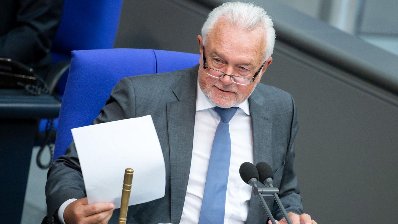 Wolfgang Kubicki im Bundestag