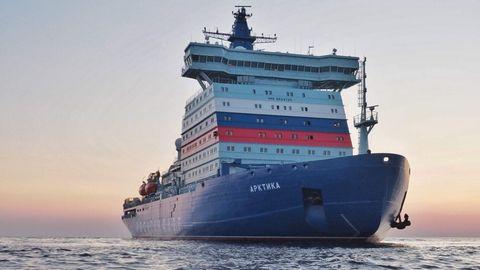 Die Schiffe des Projekts 22220 sollen die Nordroute von Eis freihalten.