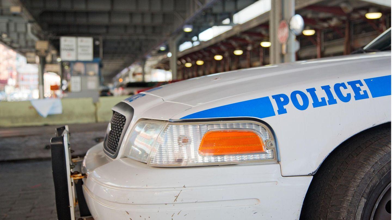 Polizeiauto in New York