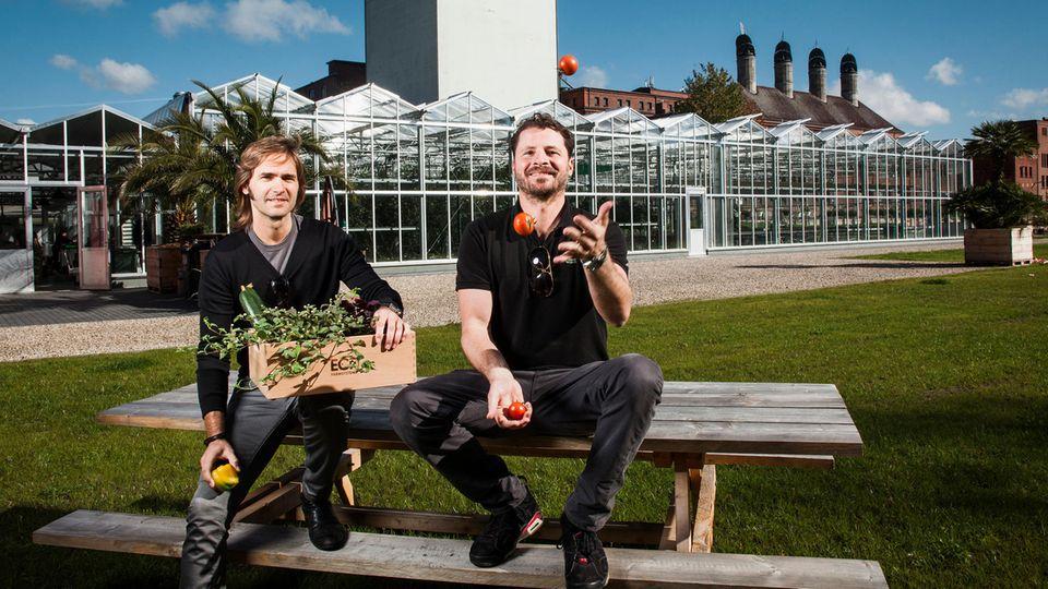 Gründer von ECF Farmsystems Berlin
