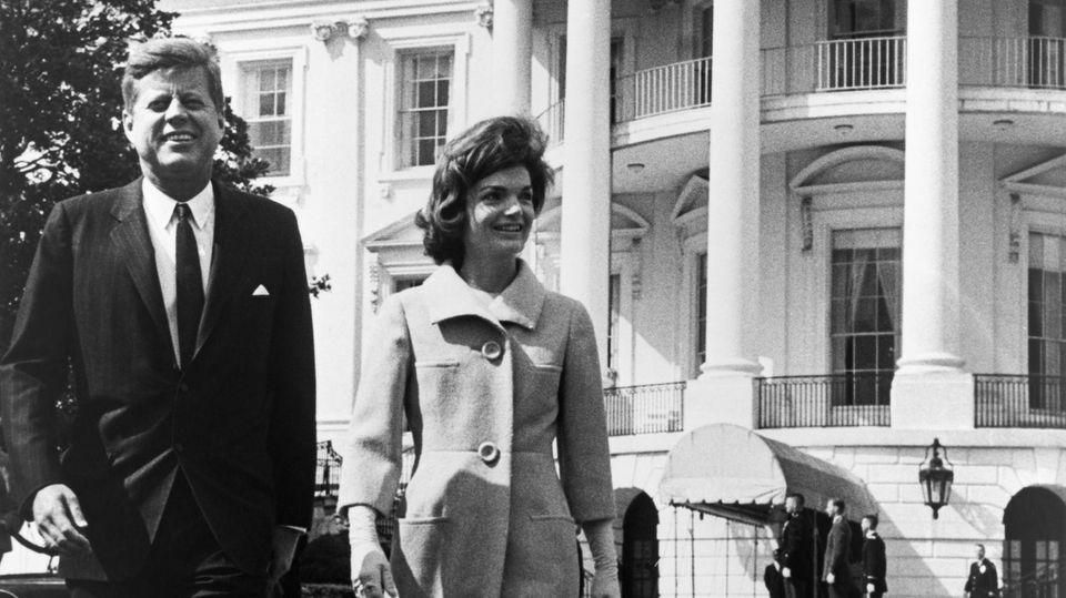 John F. und Jackie Kennedy: 1000 Tage Glanz. 1000 Tage Affären – die Kennedys im Weißen Haus