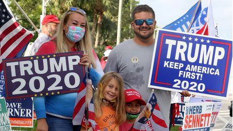 Die Wahrheit hinter den Zahlen: Warum Donald Trump die Stimmen aus Florida so dringend braucht