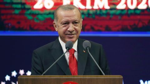 Erdogan ruft Türken zum Boykott französischer Produkte auf