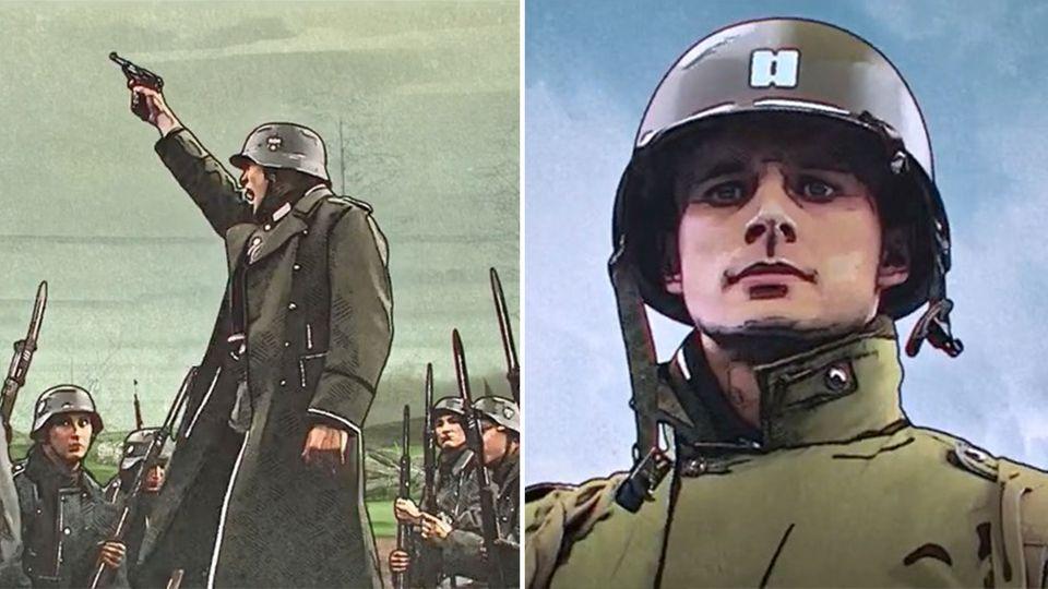 """Netflix: Weltkriegsfilm """"Der Befreier"""" im Trailer"""