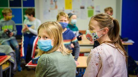 Corona in Schulen: Lernen, bis der Atem gefriert – das steht den Schulen jetzt bevor