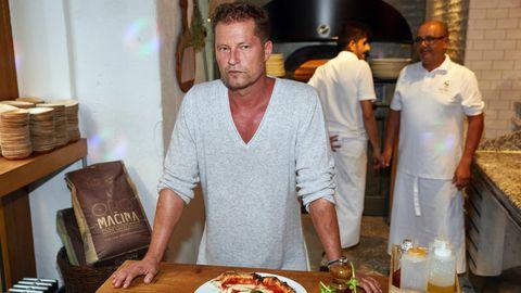 """Til Schweigerin seinem Restaurant """"Barefood Deli"""""""