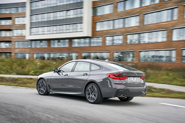 BMW 640i xDrive GT