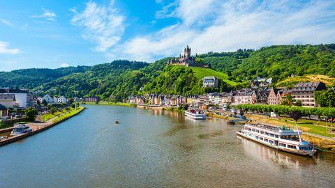 Von der Antike bis heute: Als der Rhein zum Schauplatz der Geschichte und Deutschlands Schicksalsfluss wurde