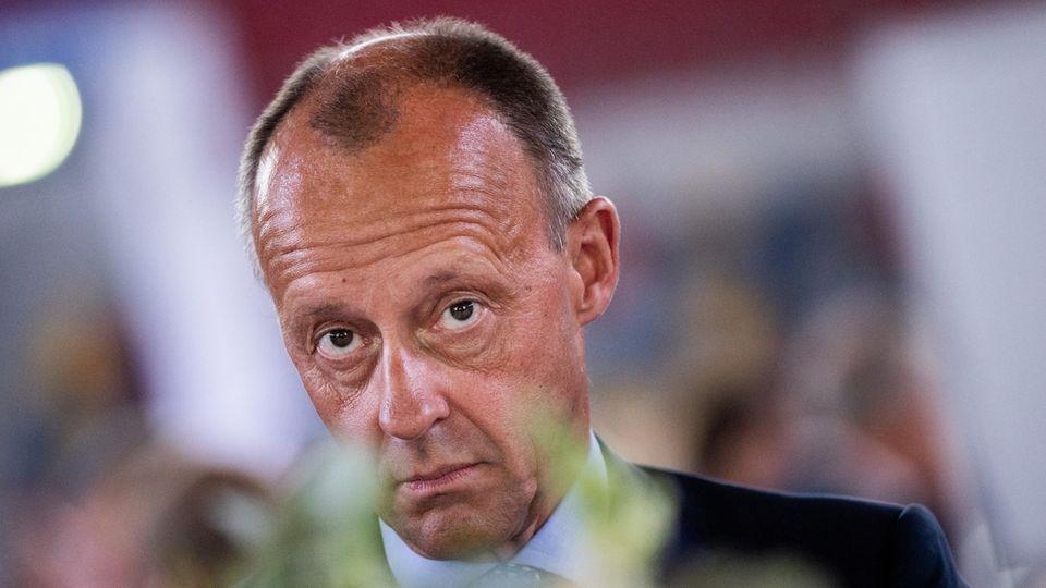 Friedrich Merz (CDU), ehemaliger Vorsitzender der CDU/CSU-Bundestagsfraktion