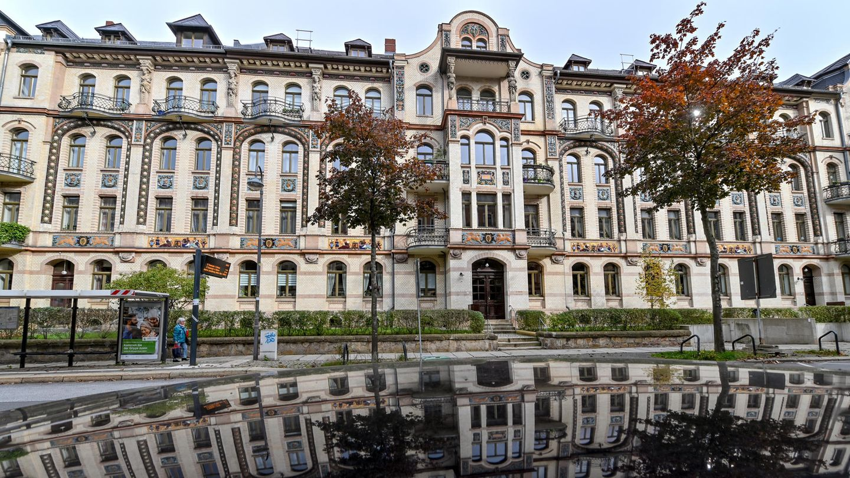 Chemnitz will Kulturhauptstadt von Europa werden.