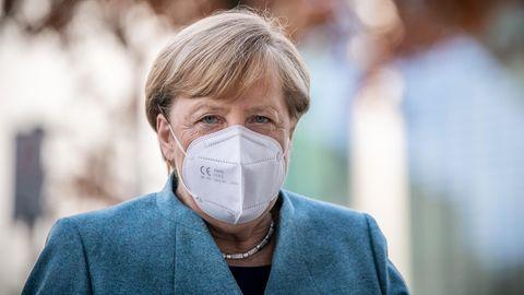 Beratungen zu Corona-Lage: Jetzt live – die Pressekonferenz von Angela Merkel zu den verschärften Corona-Regeln